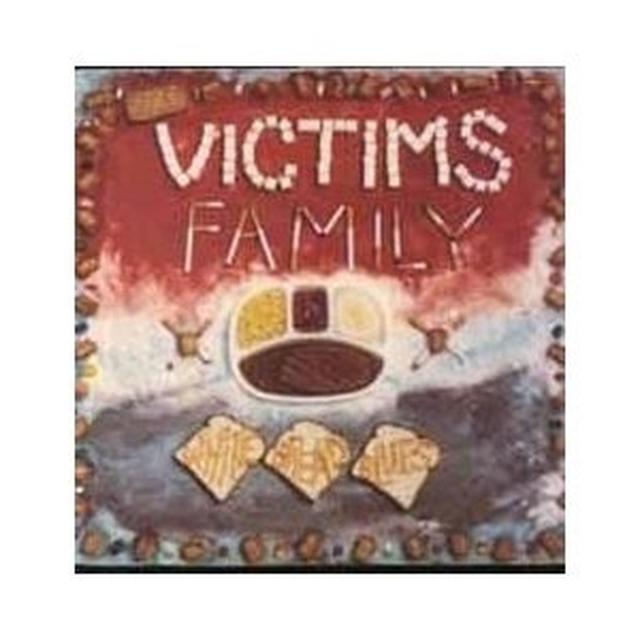 Victims Family WHITE BREAD Vinyl Record