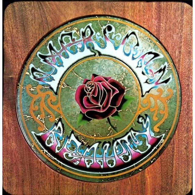 Grateful Dead AMERICAN BEAUTY Vinyl Record
