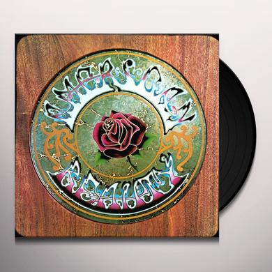 Grateful Dead AMERICAN BEAUTY Vinyl Record - 180 Gram Pressing