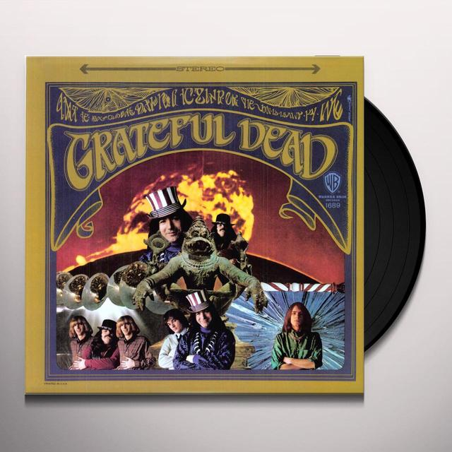 GRATEFUL DEAD Vinyl Record - 180 Gram Pressing