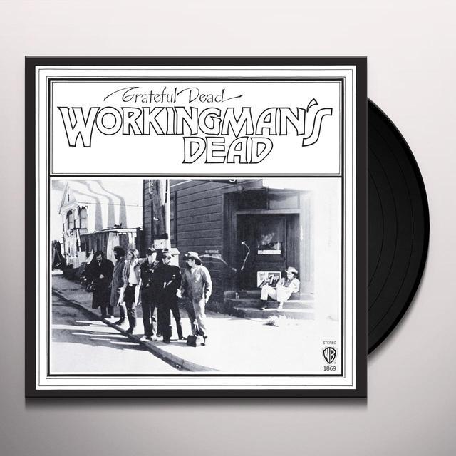 Grateful Dead WORKINGMAN'S DEAD Vinyl Record - 180 Gram Pressing