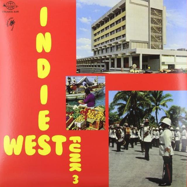 WEST INDIES FUNK 3: DEJA VU TROPICAL / VARIOUS Vinyl Record