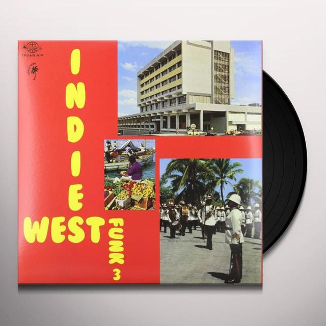 WEST INDIES FUNK 3: DEJA VU TROPICAL / VARIOUS Vinyl Record