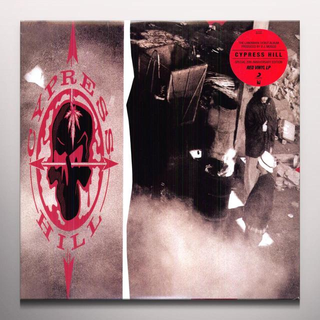 CYPRESS HILL Vinyl Record - Colored Vinyl, Remastered