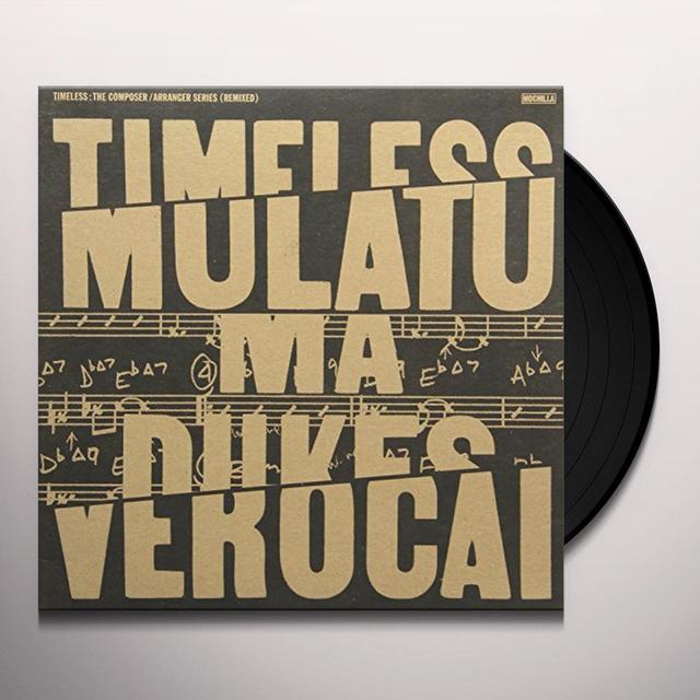 TIMELESS: COMPOSER & ARRANGER SERIES / VARIOUS Vinyl Record