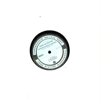 Superstar Quamallah TALKIN ALL THAT JAZZ Vinyl Record