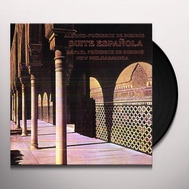 Rafael Fruhbeck De Burgos & New Philharmonia Orch SUITE ESPANOLA (LTD) (Vinyl)