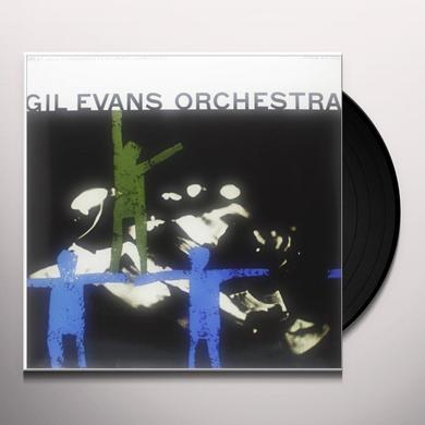 Gil Evans GREAT JAZZ STANDARDS Vinyl Record - 180 Gram Pressing