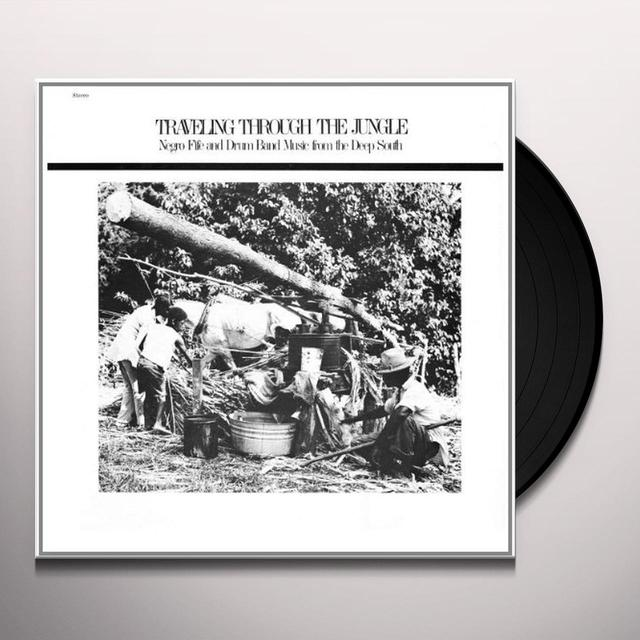 TRAVELING THROUGH JUNGLE FIFE & DRUM BANDS / VAR Vinyl Record