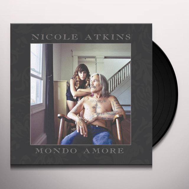 Nicole Atkins MONDO AMORE Vinyl Record