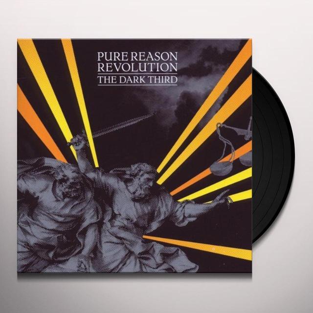 Pure Reason Revolution DARK THIRD Vinyl Record - Limited Edition, 180 Gram Pressing