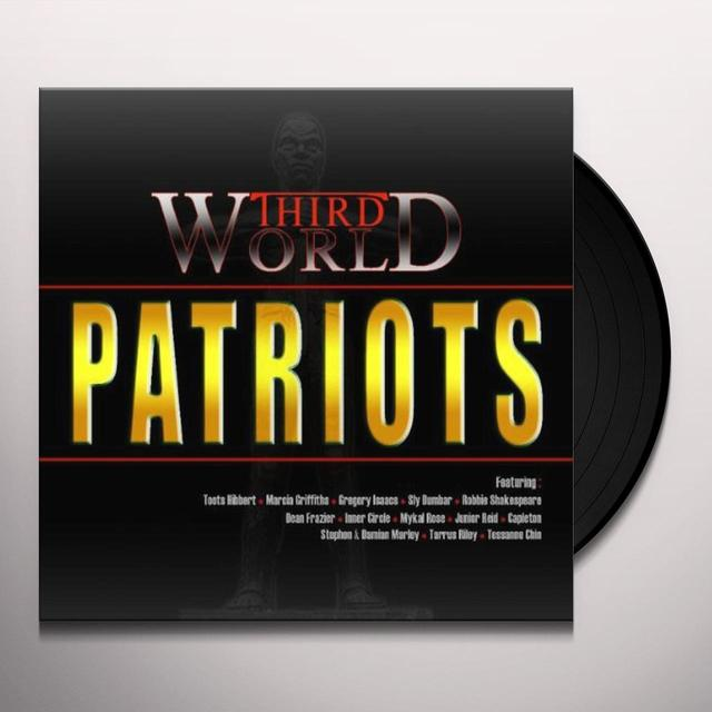 Third World PATRIOTS Vinyl Record