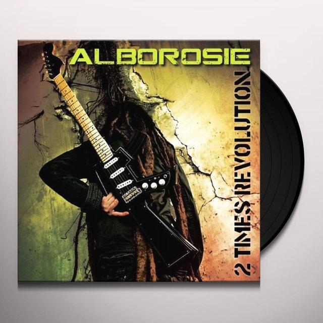 Alborsie 2 TIME REVOLUTION Vinyl Record