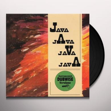 JAVA JAVA DUB / VARIOUS Vinyl Record