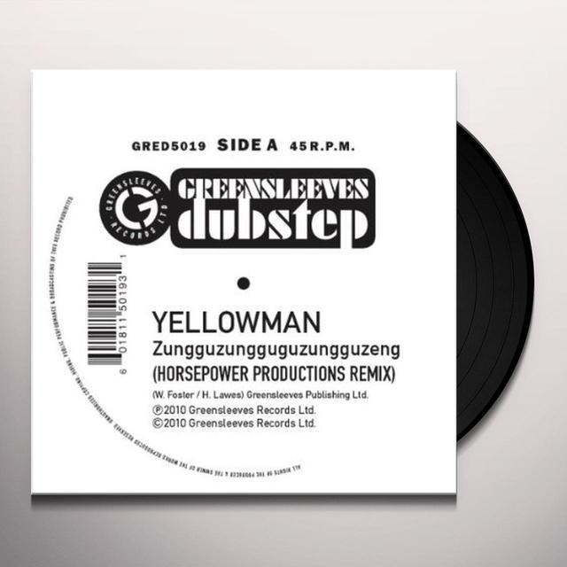 Yellowman ZUNGGUGZUNG REMIX Vinyl Record