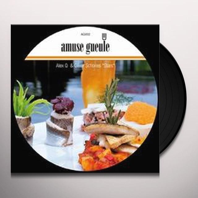 Oliver / Sandru Alex Q / Schories STARS Vinyl Record