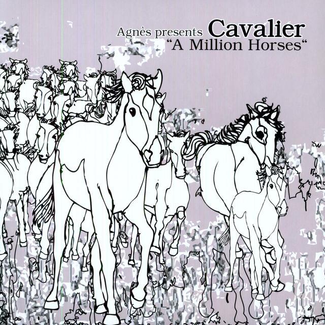 Cavalier MILLION HORSES Vinyl Record - w/CD