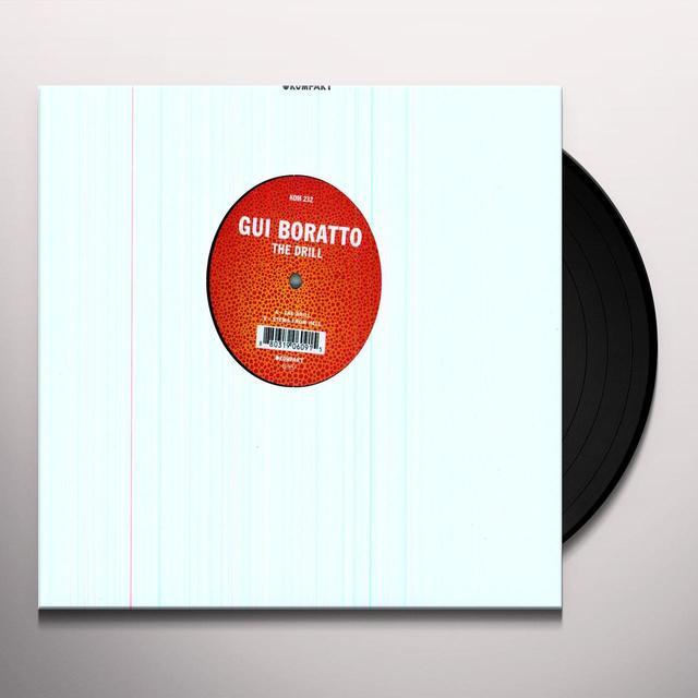 Gui Boratto DRILL (EP) Vinyl Record