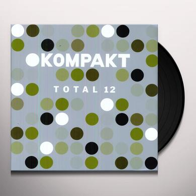 KOMPAKT TOTAL 12 / VARIOUS Vinyl Record
