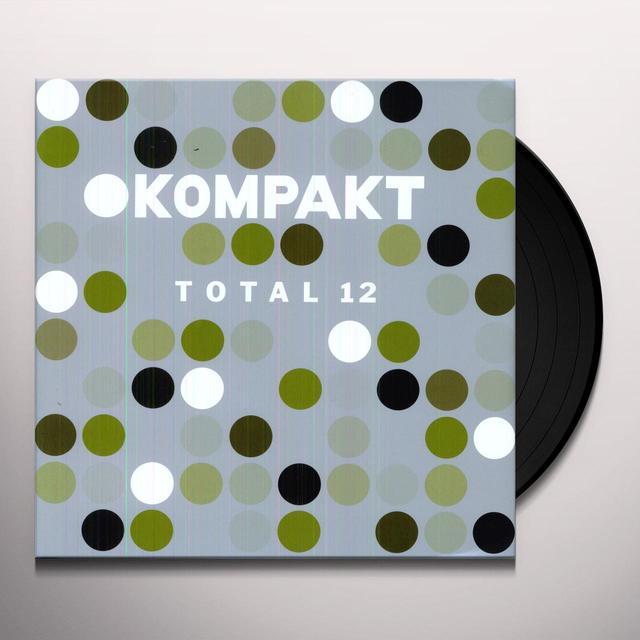KOMPAKT TOTAL 12 / VARIOUS Vinyl Record