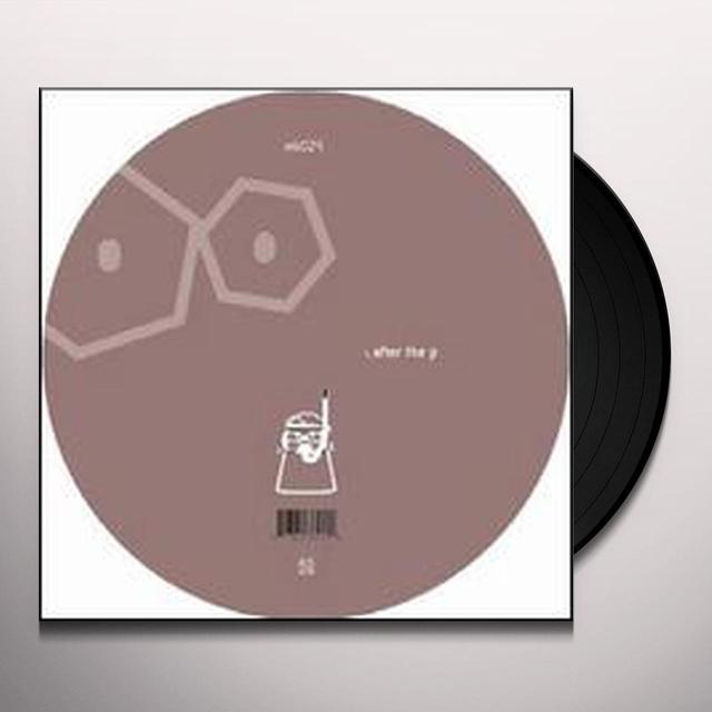 Cabanne AQUA PAELLA Vinyl Record