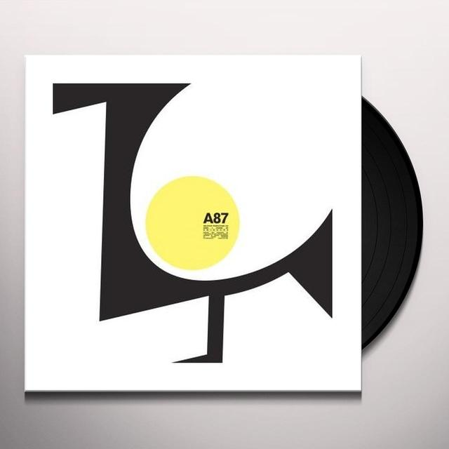 Melchior Productions Ltd BUMS 4 HIGHER (EP) Vinyl Record