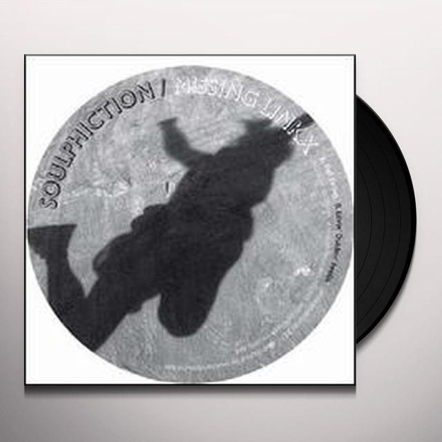 Soulphiction / Missing Linkx FULL SWING / LOVIN DUBBIN FEELIN (EP) Vinyl Record
