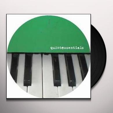 Nicholas & Simoncino FROM THE UNDERGROUND (EP) Vinyl Record