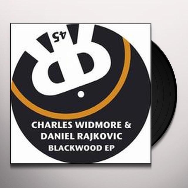 Charles Widmore / Daniel Rajkovic BLACKWOOD Vinyl Record