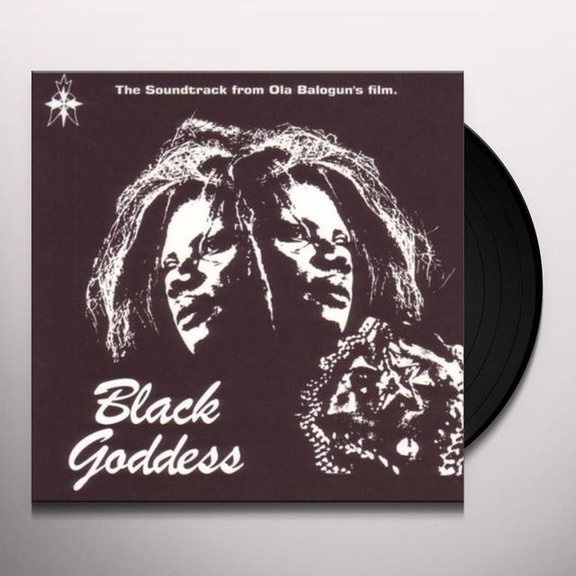 Remi Kabaka BLACK GODDESS Vinyl Record