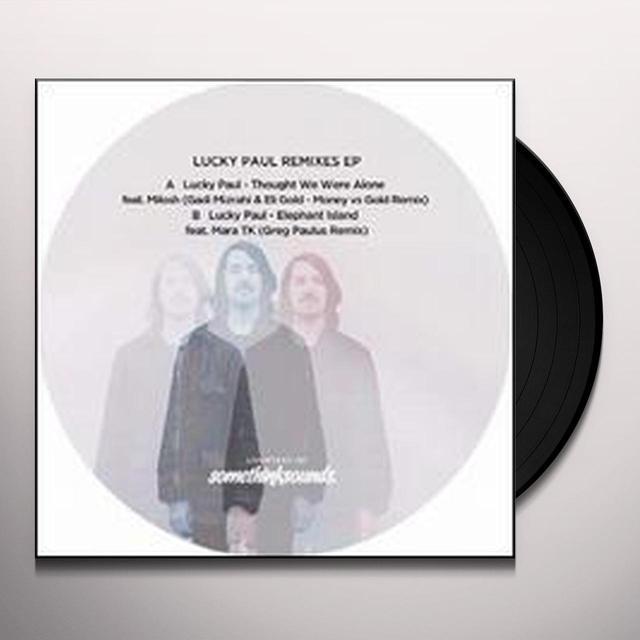 Lucky Paul REMIXES (EP) Vinyl Record