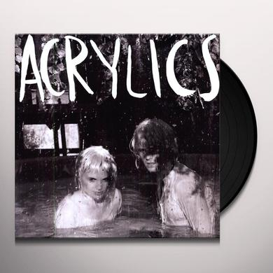 Acrylics LIVES & TREASURE Vinyl Record