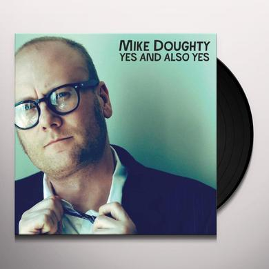 Mike Doughty YES & ALSO YES Vinyl Record