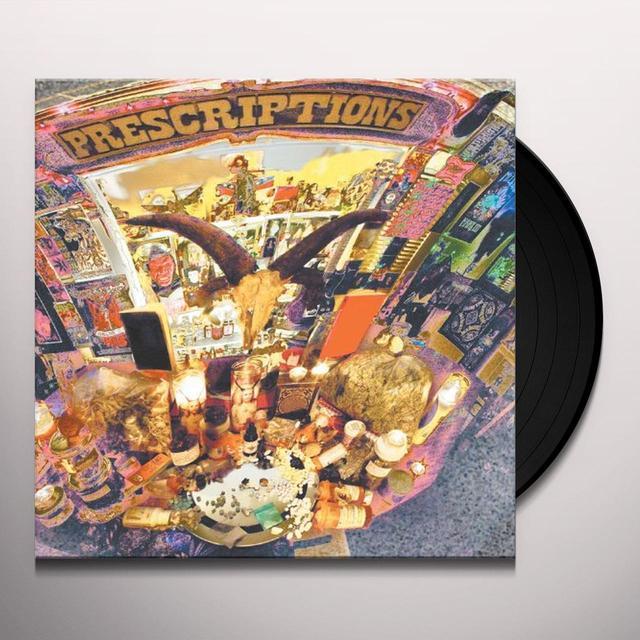 Hank 3 ATTENTION DEFICIT DOMINATION Vinyl Record