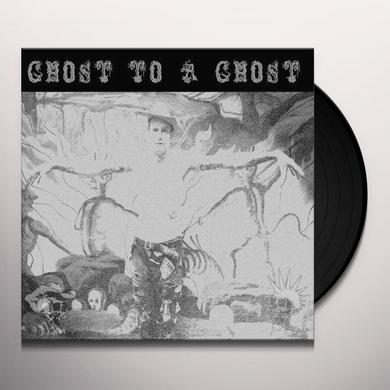 Hank 3 GHOST TO A GHOST / GUTTER TOWN Vinyl Record