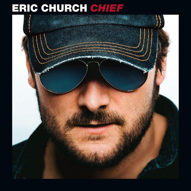 Eric Church CHIEF Vinyl Record