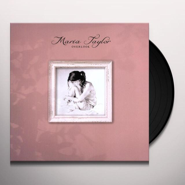 Maria Taylor OVERLOOK Vinyl Record