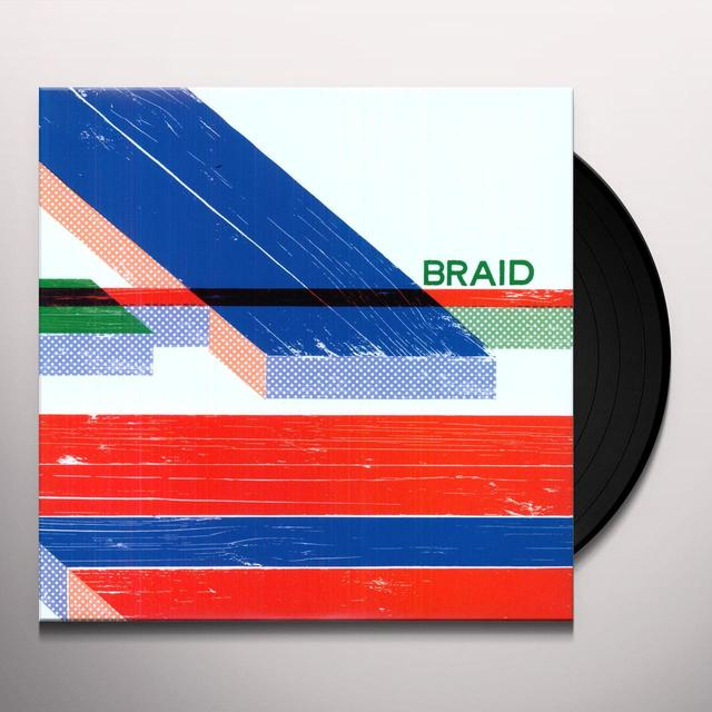 Braid CLOSER TO CLOSED Vinyl Record - 180 Gram Pressing, MP3 Download Included