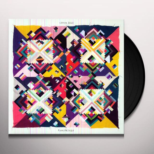 Canon Blue RUMSPRINGA Vinyl Record