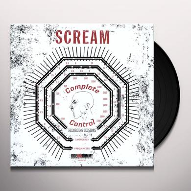 SCREAM COMPLETE CONTROL SESSIONS Vinyl Record