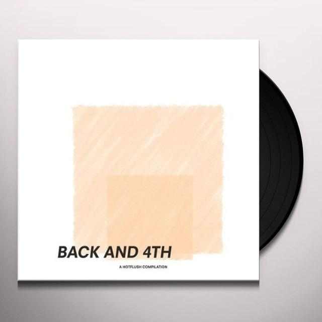 BACK & 4TH / VARIOUS Vinyl Record
