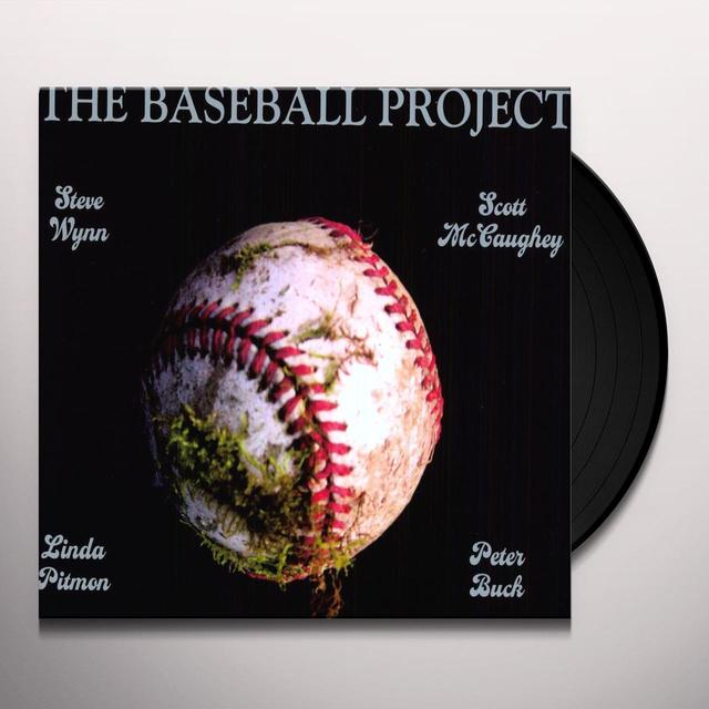 Baseball Project FROZEN ROPES & DYING QUAILS 1 Vinyl Record