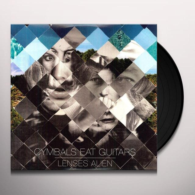 Cymbals Eat Guitars LENSES ALIEN Vinyl Record