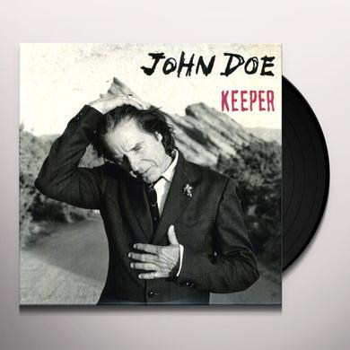 John Doe KEEPER Vinyl Record