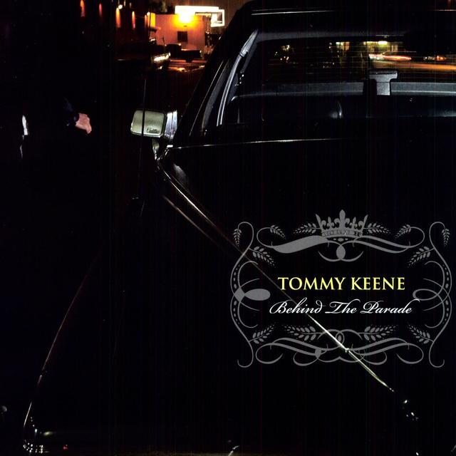 Tommy Keene BEHIND THE PARADE Vinyl Record - 180 Gram Pressing