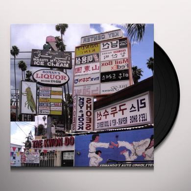 Matthew Friedberger CUT IT OUT Vinyl Record