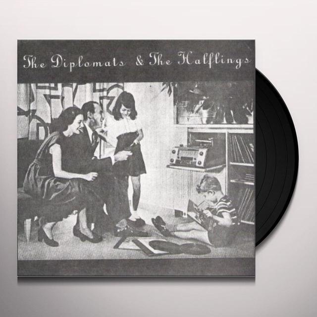 Diplomats & Halflings SPLIT Vinyl Record