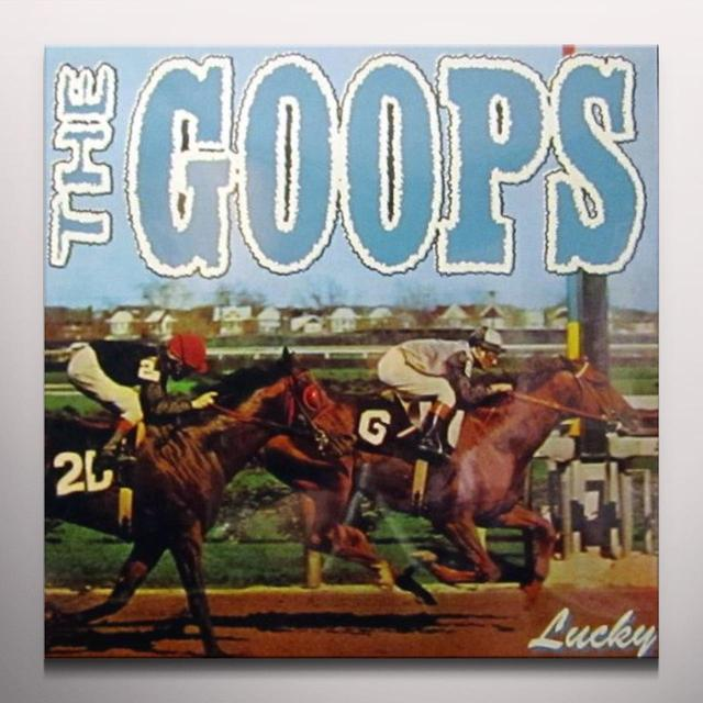 Goops LUCKY Vinyl Record - Colored Vinyl, Limited Edition