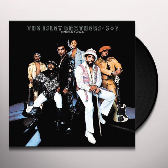 The Isley Brothers 3 + 3 Vinyl Record