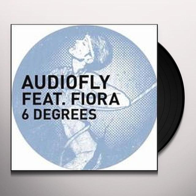 Audiofly 6 DEGREES (EP) Vinyl Record